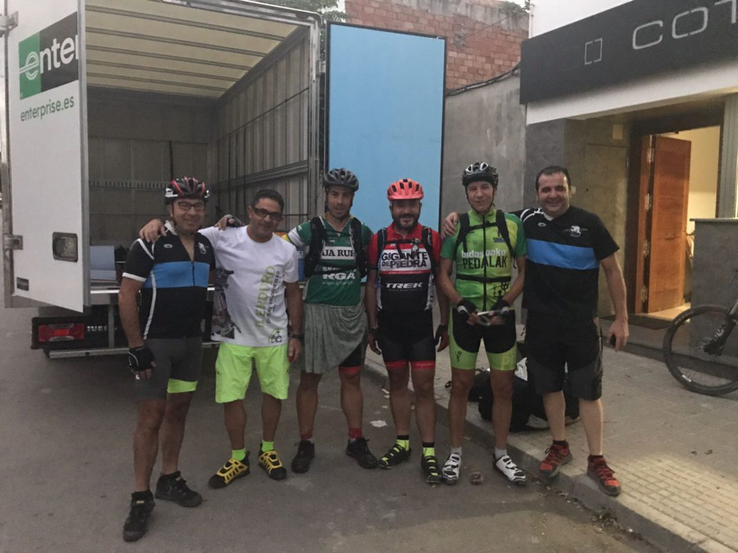 1ª etapa les Coves – Cuenca