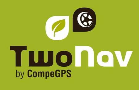 Logotipo empresa Twonav - GPS