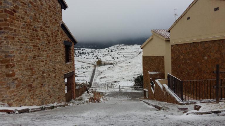 calle de Valdelinares nevada - jacobosalvador.es