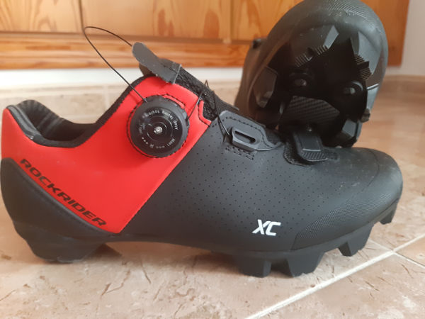 Zapatillas MTB Rockridere XC500 lateral